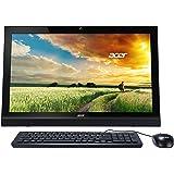 Acer Aspire 21.5-inch Full HD All-in-One Desktop with Windows 10 (Intel Celeron, 4BG RAM, 500GB HDD, AZ1-622-UR53)