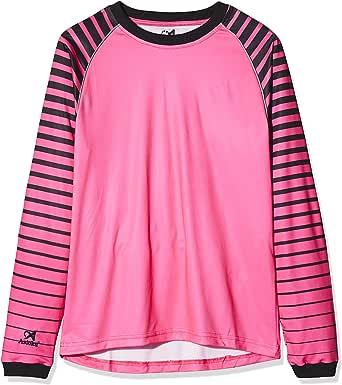 Asioka 157/17n Camiseta de Portero de Mangas Largas Unisex niños: Amazon.es: Ropa y accesorios