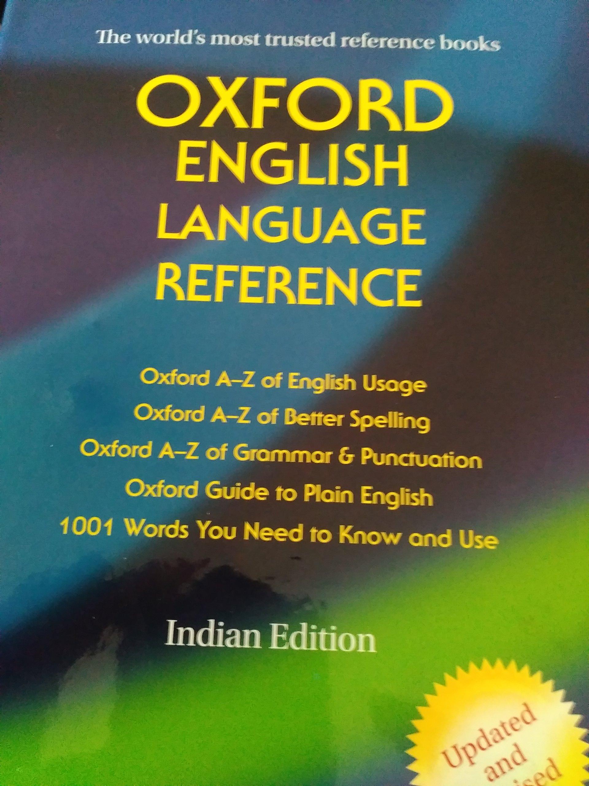 language reference