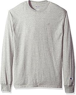 46e6acb7258b Champion Men`s Classic Jersey Tee: Amazon.co.uk: Clothing