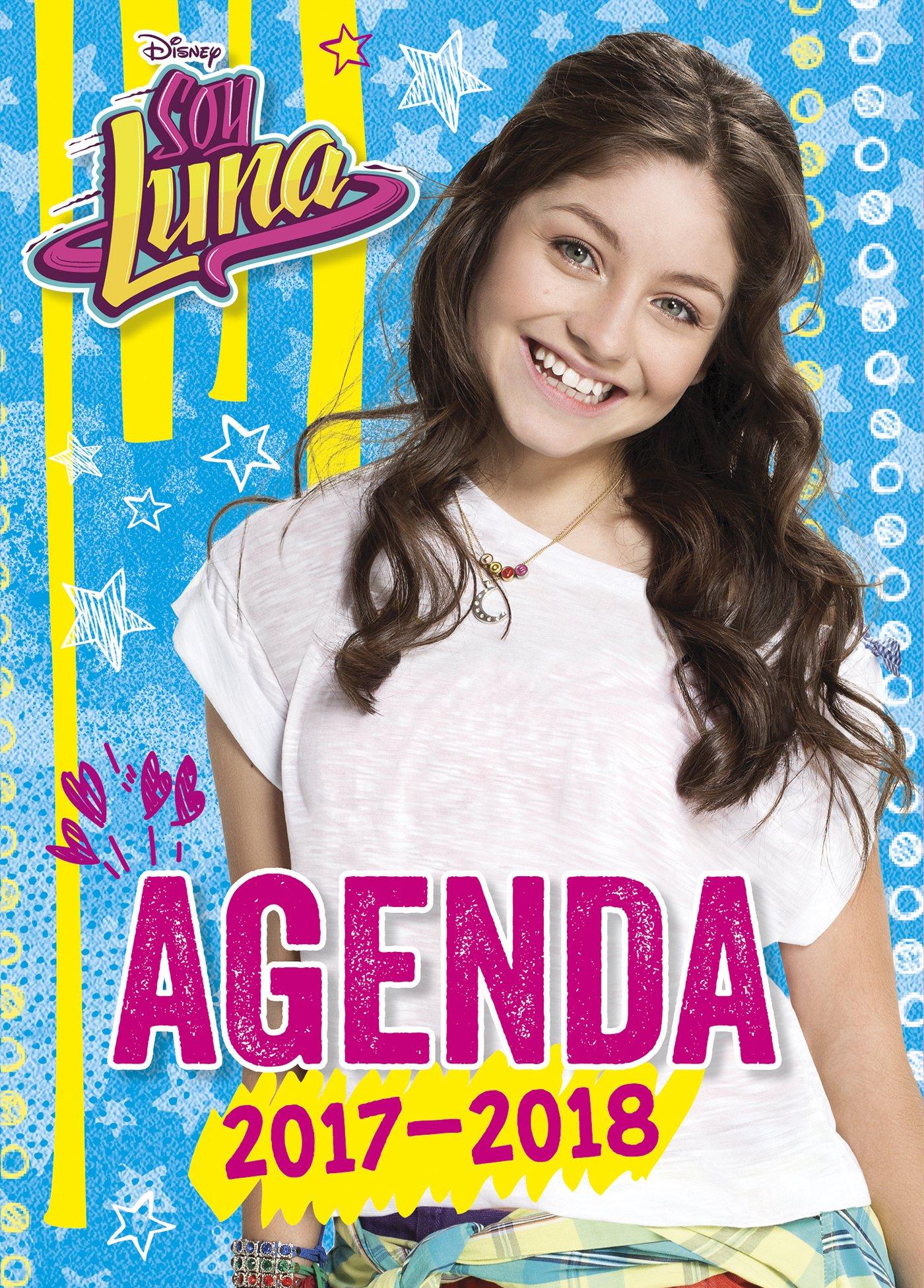 Agenda Soy Luna: Amazon.es: Disney Channel: Libros en ...