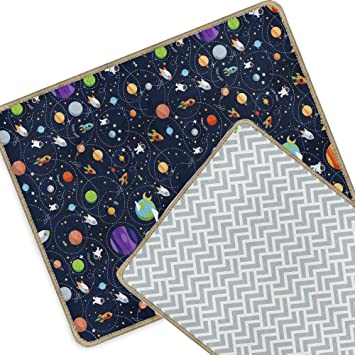 Amazon.com: Baby Play Mat, 79 x 71 x 0.6 Inches, Waterproof ...