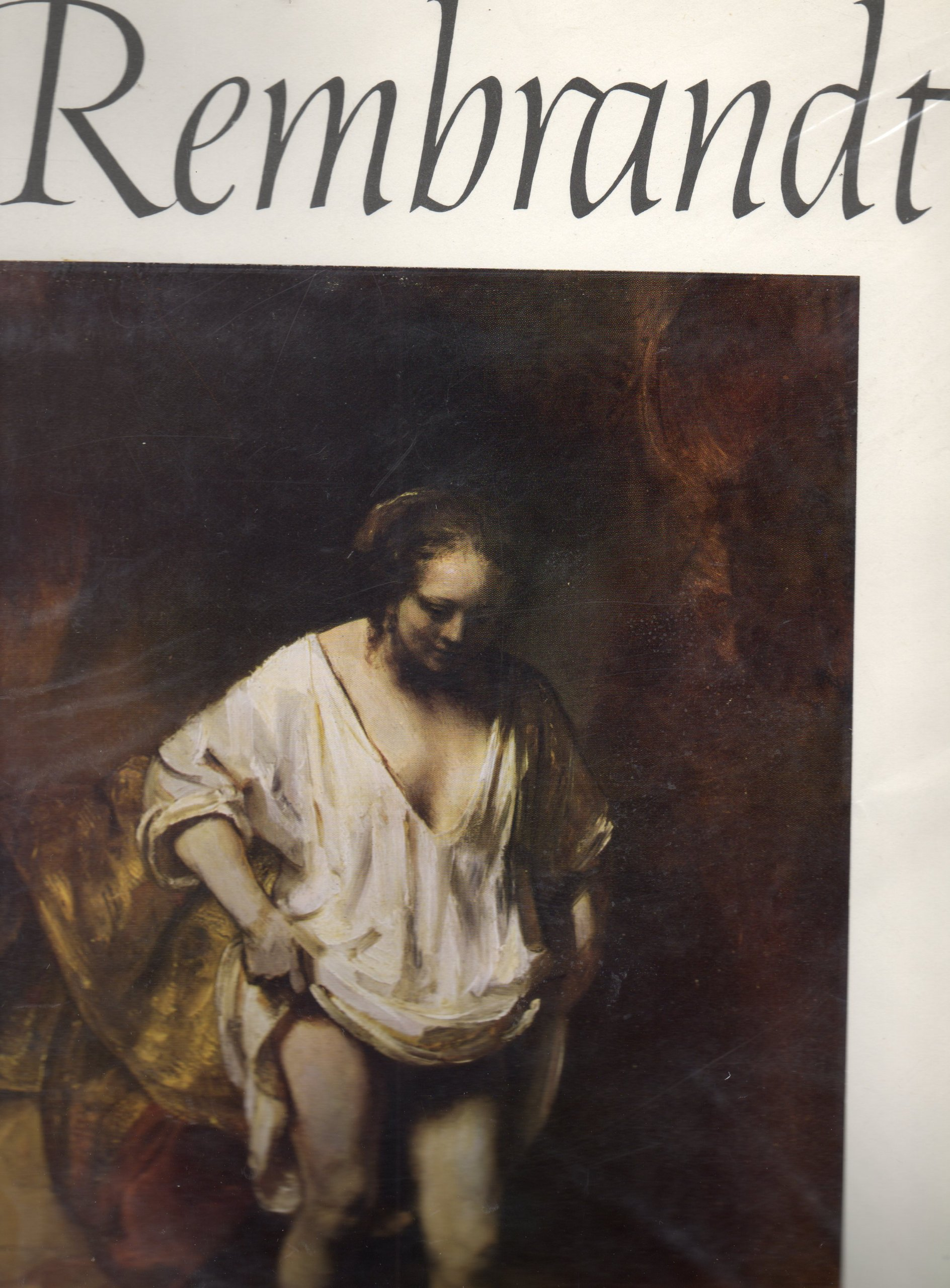 rembrandt 16 beautiful full colour prints an express art book
