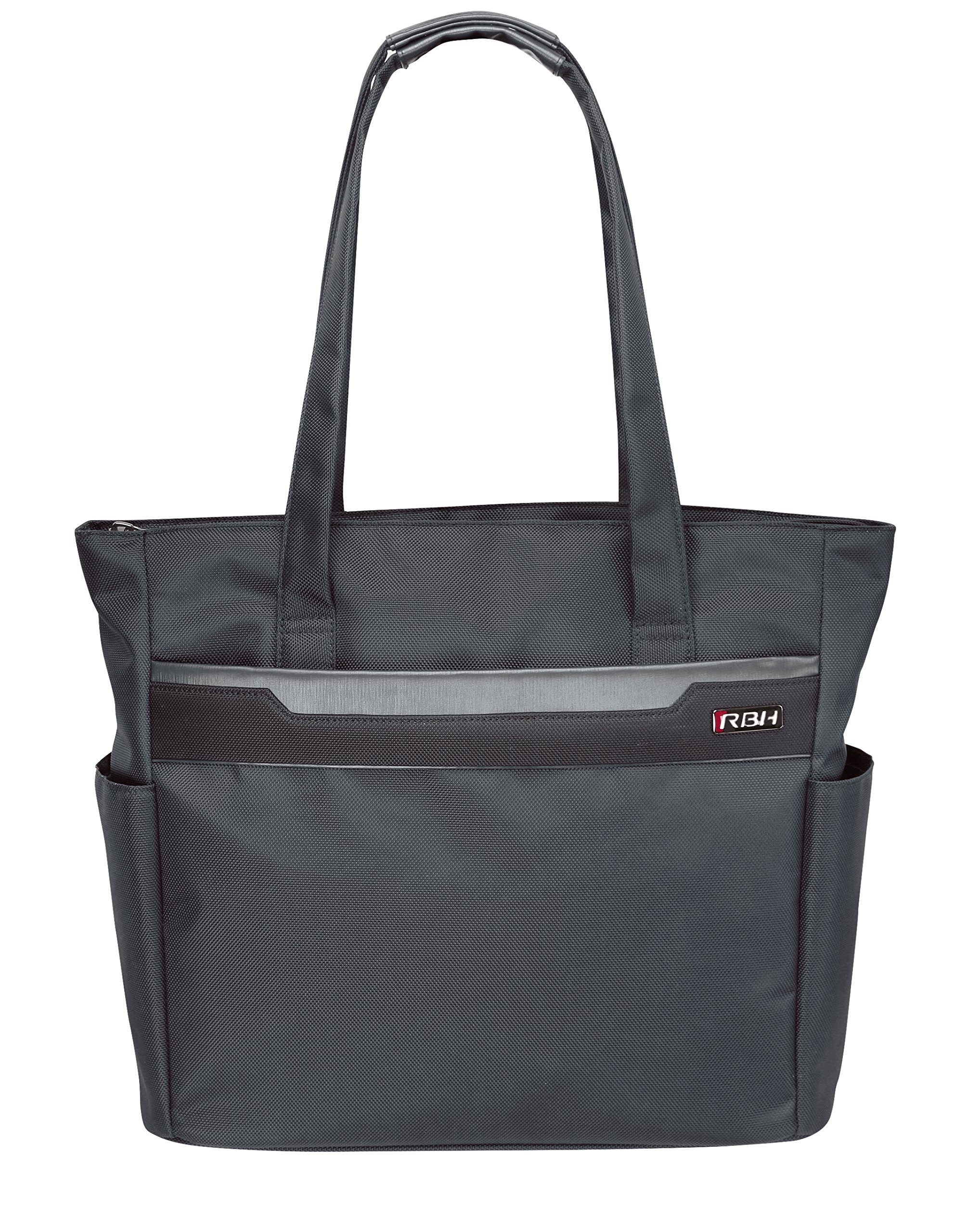 Ricardo Beverly Hills Bel Aire 18-Inch Shopper Tote, Charcoal, One Size