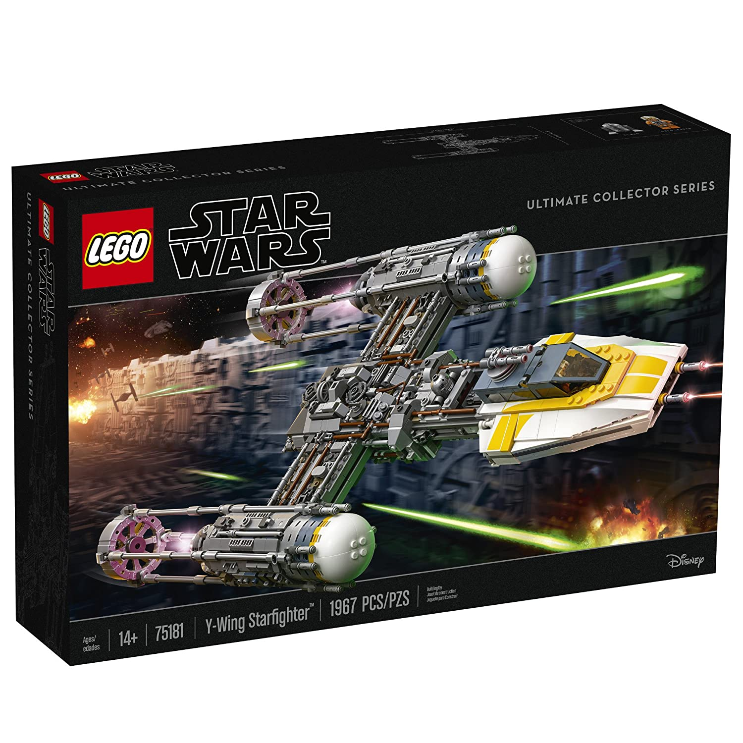 Top 9 Best LEGO Y-Wing Sets Reviews in 2021 10