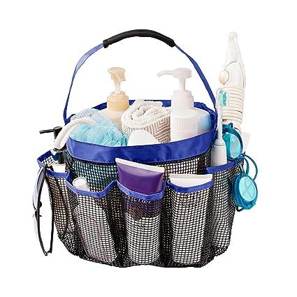 Amazoncom Titan Mall Mesh Shower Caddy Quick Dry Shower Tote Bag