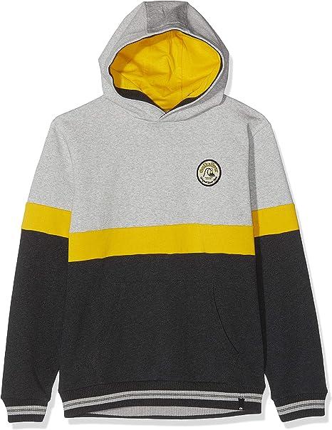 Quiksilver Boys Omni Logo-Hoodie 8-16 Fleece Top