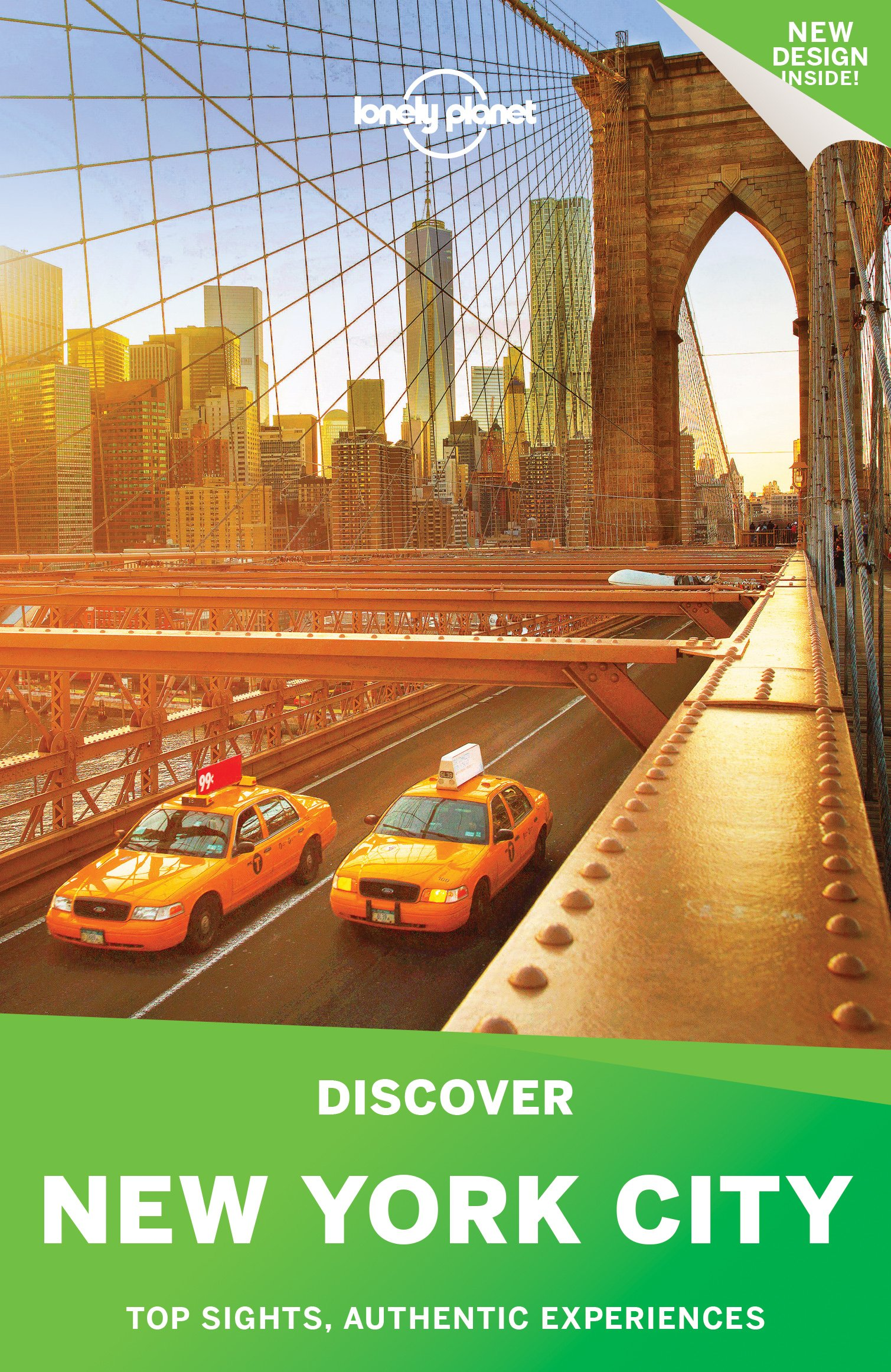 Lonely Planet Discover Travel Guide