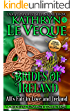Brides of Ireland: A Medieval Historical Romance Bundle (English Edition)