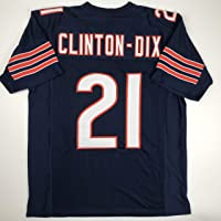 $49 » Unsigned HaHa Clinton-Dix Chicago Blue Custom Stitched Football Jersey Size Men's XL New No Brands/Logos