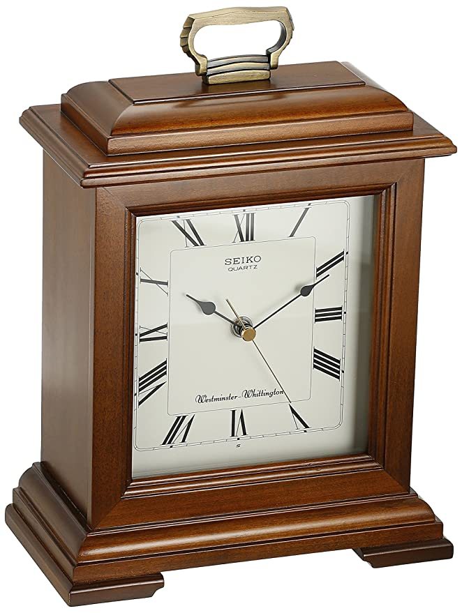 Seiko chiming mantel clocks