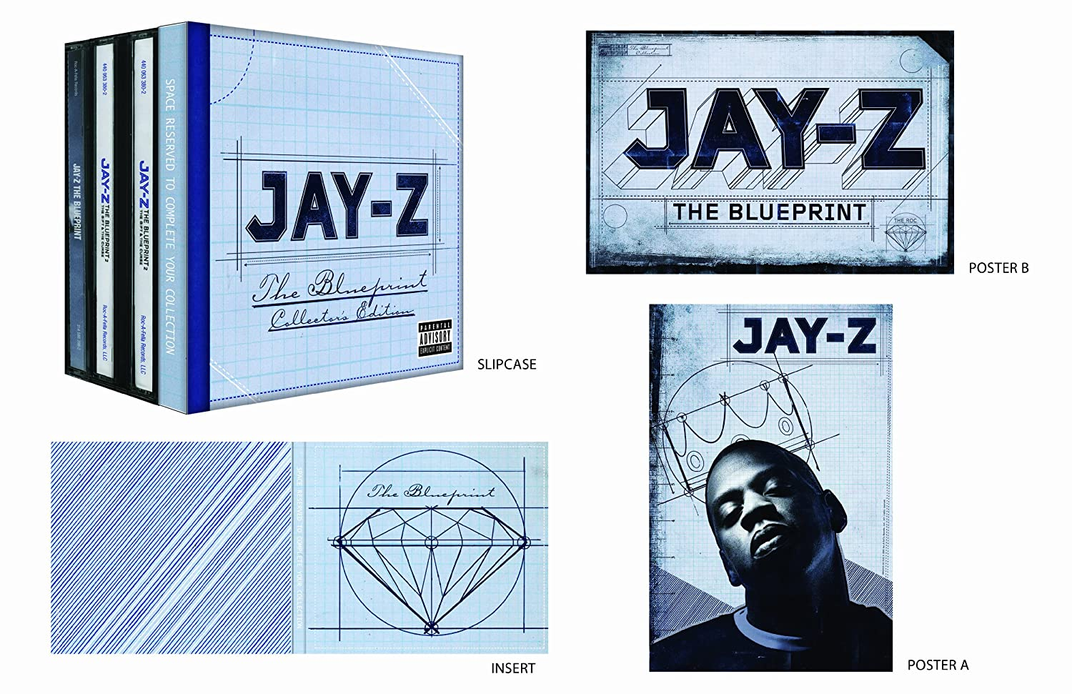 Blueprint collectors edition jay z amazon music malvernweather Choice Image