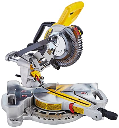 Dewalt dcs361m1 20v max cordless miter saw amazon dewalt dcs361m1 20v max cordless miter saw greentooth Image collections