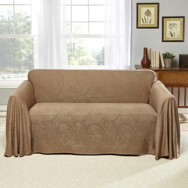 Stupendous Stylemaster Alexandria Furniture Throw Large Sofa Mocha Download Free Architecture Designs Intelgarnamadebymaigaardcom