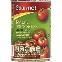 Gourmet Tomate Entero Pelado en su Jugo