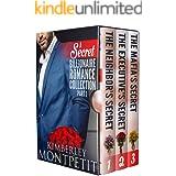 A Secret Billionaire Romance Collection, Books 1-3 (A Secret Billionaire Romance Boxed Set Book 1)