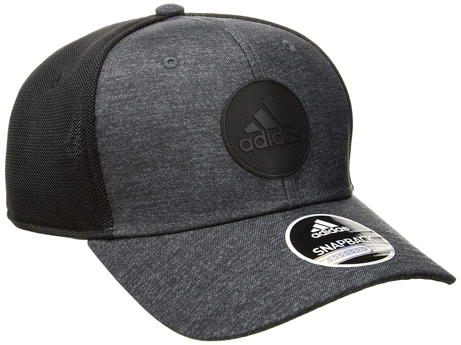 Amazon.com  adidas Men s Thrill Structured Snapback Cap 3e66aba63df