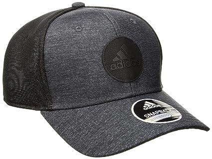 Amazon.com  adidas Men s Thrill Structured Snapback Cap d89d0a67d773