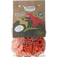 Little Pasta Organic Red Lentil Dinosaur Pasta, 250g