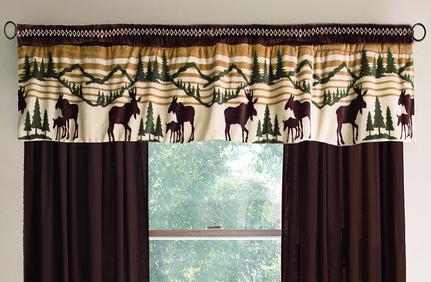 Carstens Hinterland Valance Window Treatment