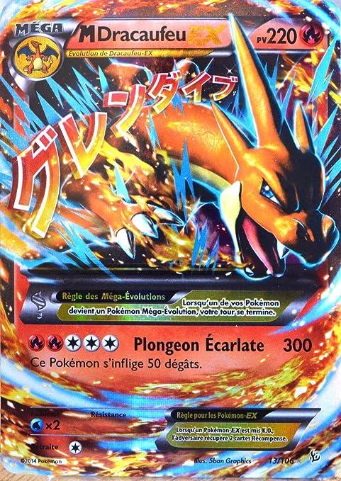 Pokemon Company International Carte Pokémon 13106 Méga