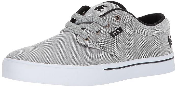 Etnies Jameson 2 Eco Herren Sneaker Skateboardschuhe Hellgrau