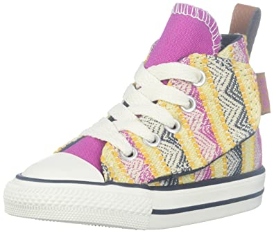 4ac7823235da Converse Kids Girls  Chuck Taylor All Star Simple Step (Infant Toddler)