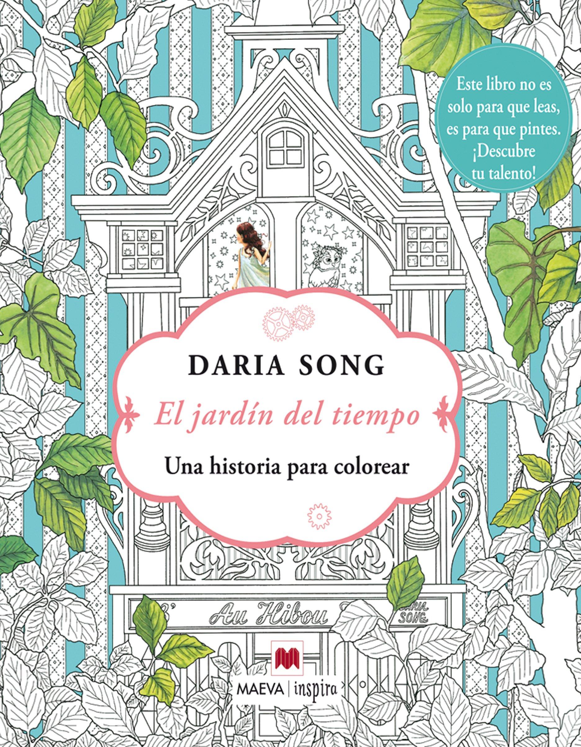 El JardÃn Del Tiempo (Spanish) Paperback – 2016
