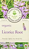 Traditional Medicinals Organic Licorice Root, 20 tea bags