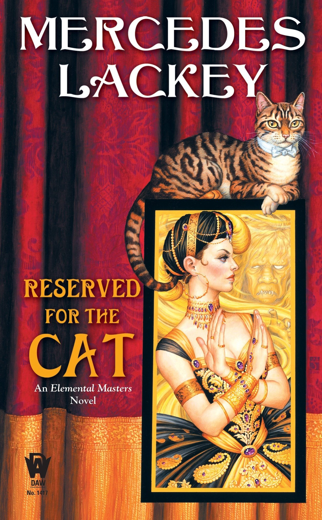 Reserved for the Cat (Elemental Masters, Book 5) pdf