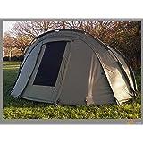Carpstar Pleasure Dome 1 Man Carp Fishing Bivvy, Day Shelter, Tent
