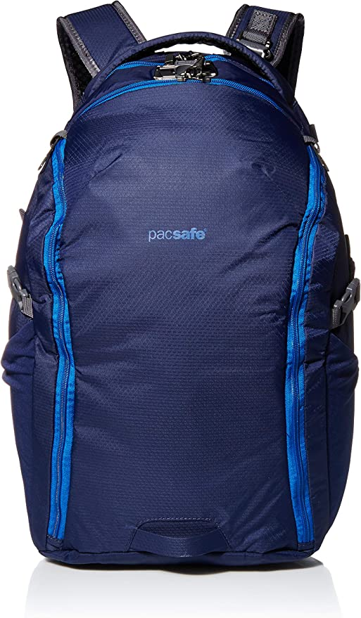 Pacsafe Venturesafe G3 - Mochila de viaje antirrobo