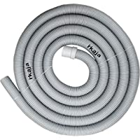 irkaja 2 Meter Front Load Fully Automatic Washing Machine Waste Water Outlet/Drain Hose Pipe Tube (2 Meter)(Grey)