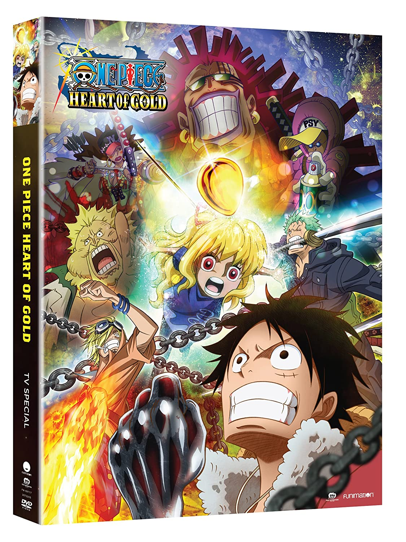 Amazoncom One Piece Heart Of Gold Colleen Clinkenbeard