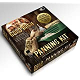 Gold Rush Panning Kit (with 1 LB Bag of paydirt)