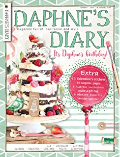 Amazon.com : Daphnes Diary Journal 2018 : Everything Else
