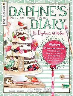 Amazon.com : Daphnes Diary Journal 2018 : Everything Else