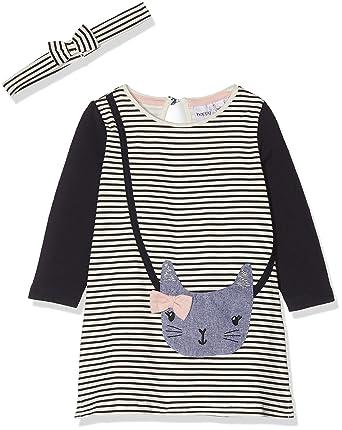 Happy Girls Baby-M/ädchen Kleid aus Jersey