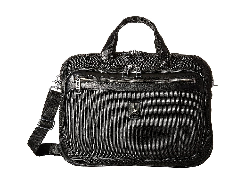 [トラベルプロ] Travelpro レディース Platinum Magna 2 - 15.6 Check Point Friendly Business Brief ブリーフケース [並行輸入品] B01MRN1UFW ブラック