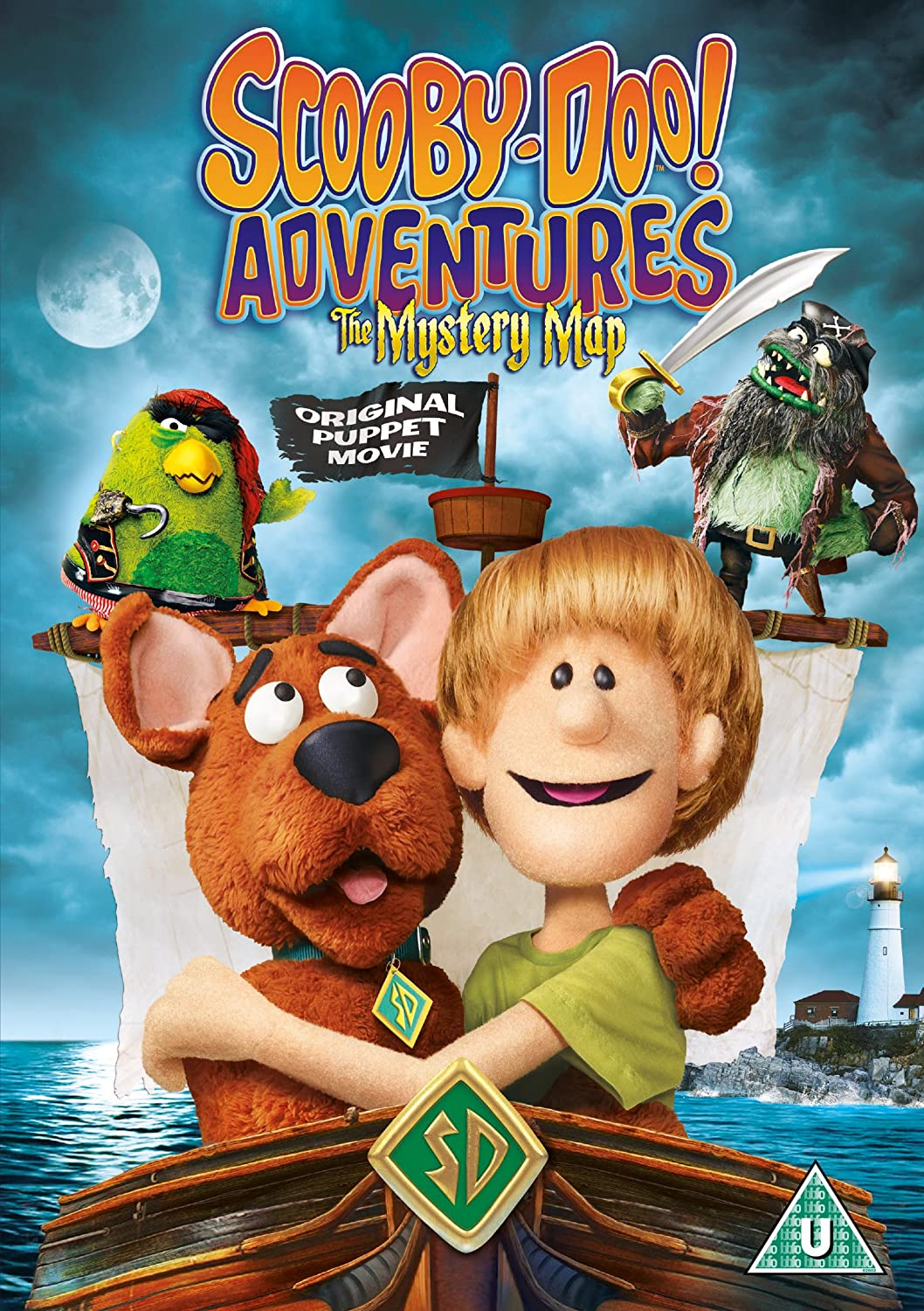 scoobydoo adventures the mystery map original puppet movie dvdamazoncouk jomac noph adam rudman david rudman tosh e maab dvd bluray. scoobydoo adventures the mystery map original puppet movie dvd