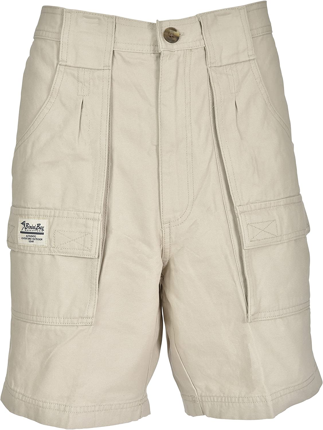 Bimini Bay OUTFITTERS Men's Outback Hiker Cotton Cargo Short
