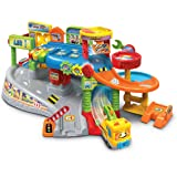VTech Toot-Toot Drivers Garage, Kids Toy Garage with Music, Fun Phrases and Sounds, Baby Musical Car Track Toy for Boys…