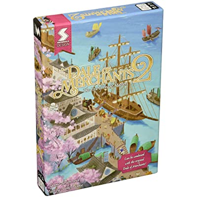 Snowdale Design Dale of Merchants 2 The Era of Trade Masters Card Games: Toys & Games