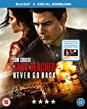 Jack Reacher: Never Go Back (Blu-ray + Digital Download) [2016]