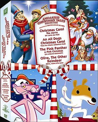 animated christmas tales christmas carol the movie an all dogs christmas carol - All Dogs Christmas Carol
