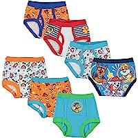 Nickelodeon Toddler Boys' Paw Patrol 3pk Training Pants and 4pk Briefs,PAW