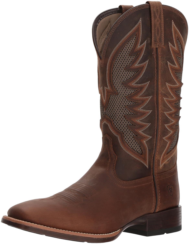 5ac3b2907f8 Ariat Men's Venttek Ultra Western Boot Brown: Amazon.ca: Shoes ...