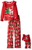 Amazon Price History for:Dollie & Me Girls' Holiday Sleepwear Set
