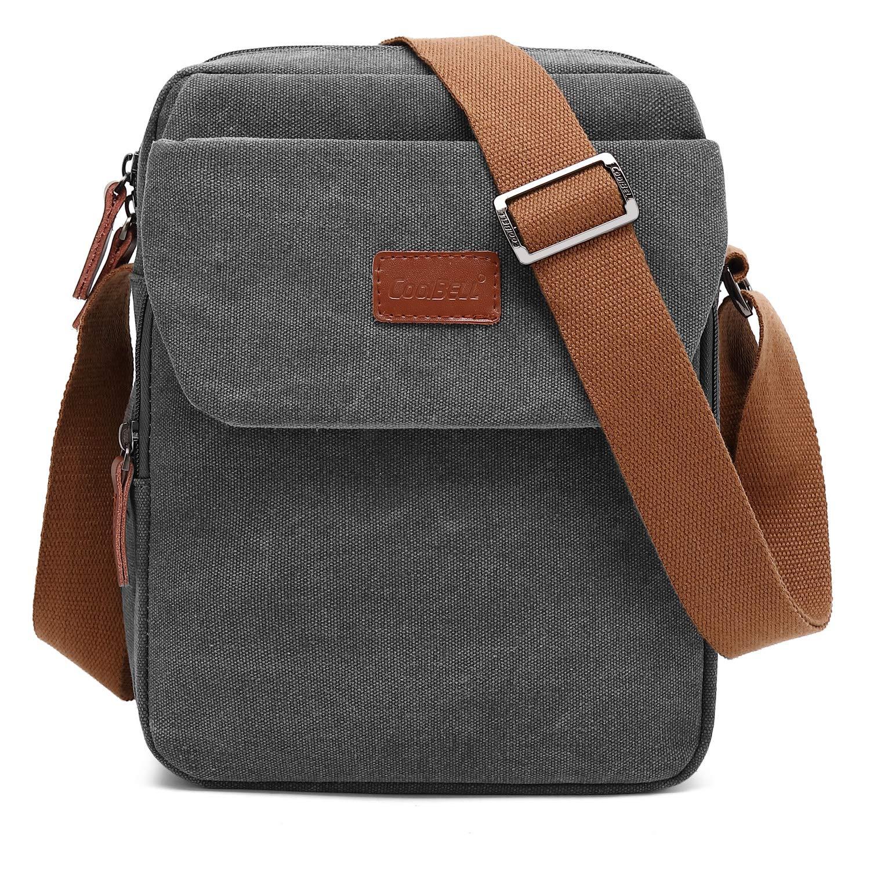 Amazon.com: 10.6 pulgadas bolso de hombro de tela mensajero ...