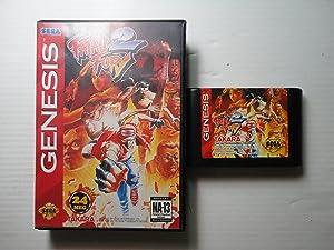 Fatal Fury 2 - Sega Genesis